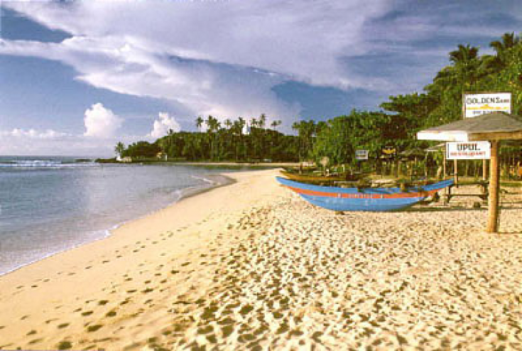 Unawatuna Beach South side
